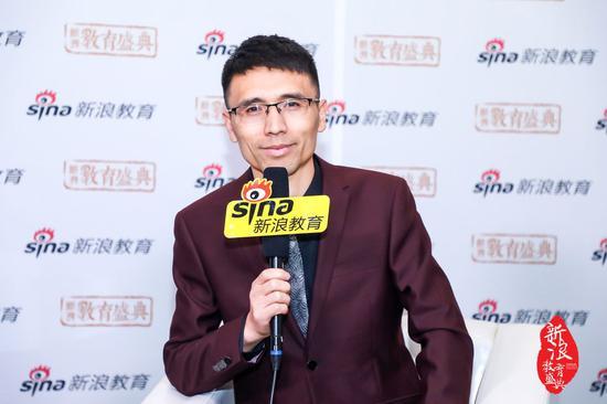 博学教育创始人姚玉峰