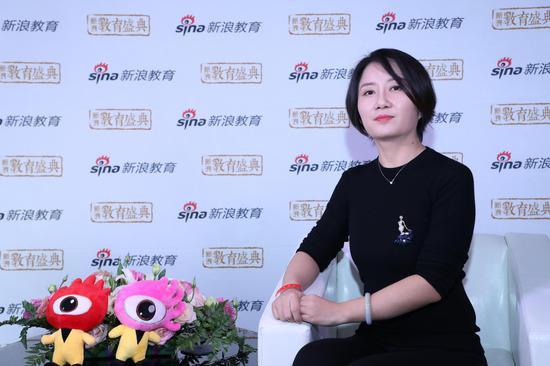 普华行知执行总裁 王颖