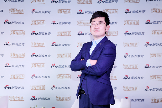 龙门教育市场总监 蒋海洋