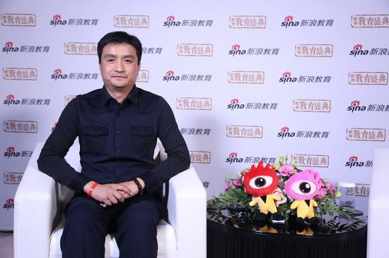 中大英才商务副总裁 陈峰