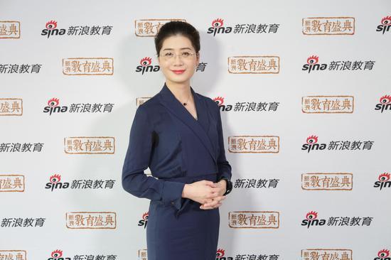学府教育集团董事长 付蓉
