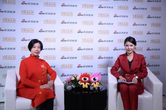 贝尔安亲总经理 赵静芳