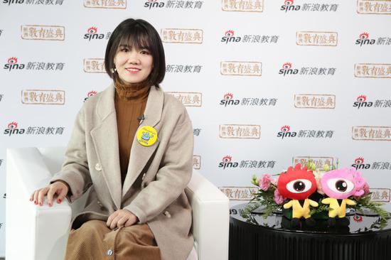 魔斯英语教学总监 杨馨微