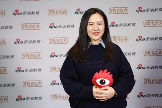 星马教育集团总裁助理 佘佳琪
