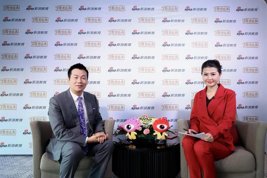 易之道教育集团CEO 胡海林