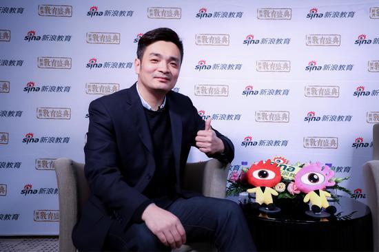 职加速创始人 杨波