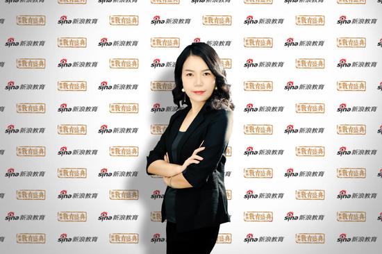 凯顿儿童美语培训事业体副总经理 刘锦秀