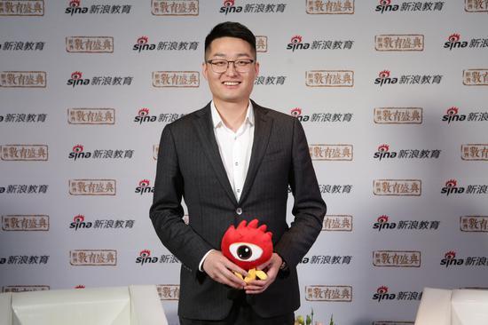 铭智教育科技有限公司董事长 岑铭珂
