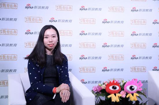 学为贵KIDS市场经理 李珍子