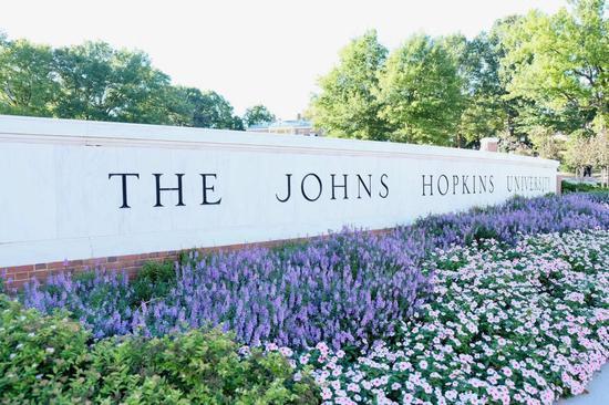 约翰·霍普金斯大学 图片来源于网络
