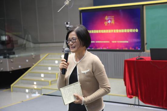 北京市教科院基教研中心副主任王建平