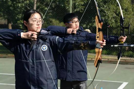 学校独家:快来看看杭州最全24所高中大盘国际振安中秋重磅晚会图片