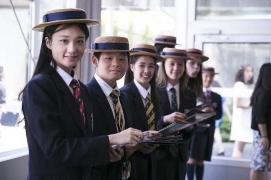 上海哈罗公学学生