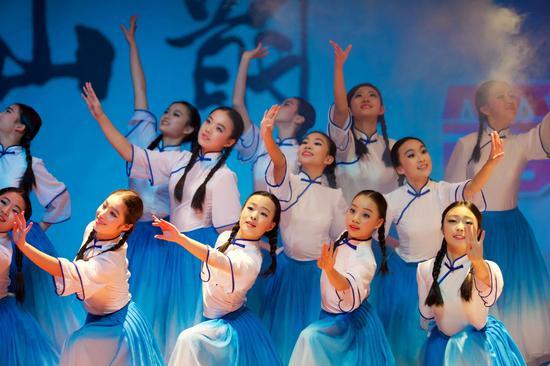 2019新浪学校高中巡展择校:安丘外国语学校剑国际私立杭州有图片