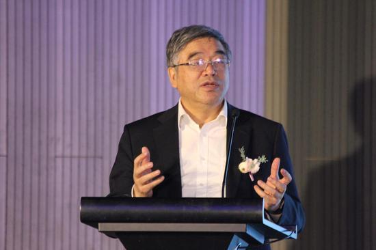全国政协常委兼副秘书长、民进中央副主席 朱永新