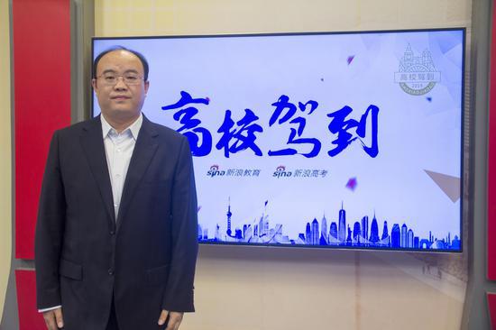 中国科学技术大学招生就业处处长杨锋