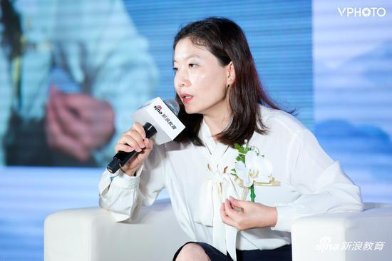 马云公益基金会执行秘书长于秀红
