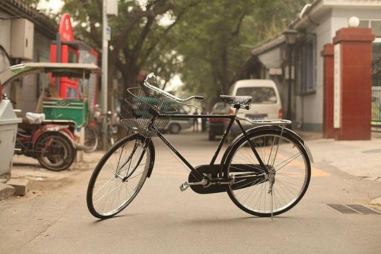 飞鸽自行车。/wikipedia