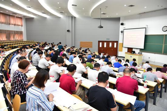 """[北京邮电大学""""不忘初心、牢记使命""""主题教育集中学习阶段经验做法]"""
