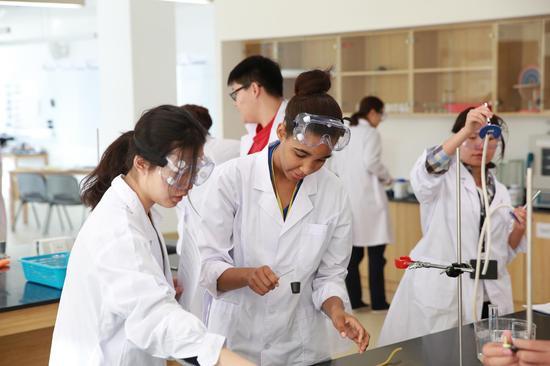 图片为北京市鼎石学校提供