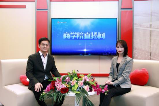 同济大学经济与管理学院MBA中心学术主任苏涛永教授