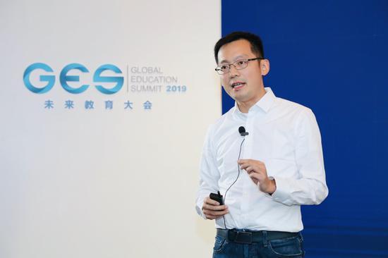 好未来黄琰:科技和共享是开放平台未来的关键要素