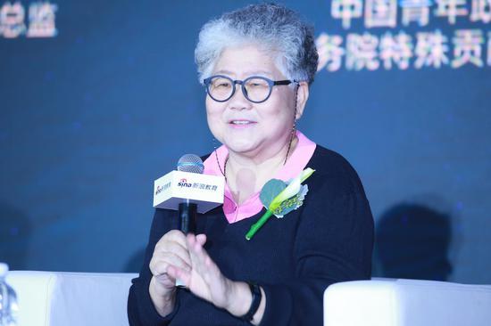 中国青年政治学院教授、国务院特正是最艰难殊贡献专家津贴获得者 陆士桢