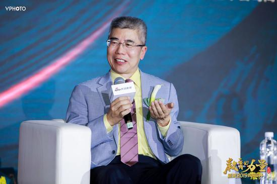 金吉列留学董事长兼总裁 朱燕民
