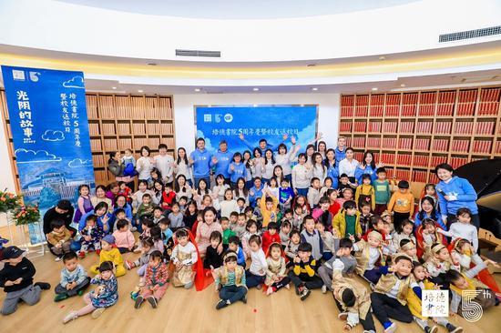 不断探索华人教育的下一步 培德书院迎来五周年校庆