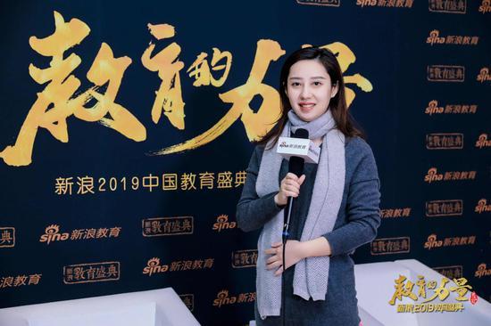 森斯瑞早教(中国区)总裁 郑钟毓女士