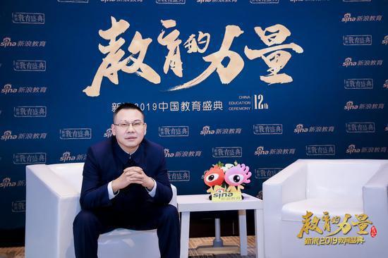 启航龙图董事长兼CEO 邝金武