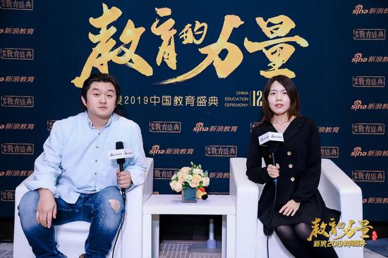 Qfuntheater艺术总监兼创始人李浩天