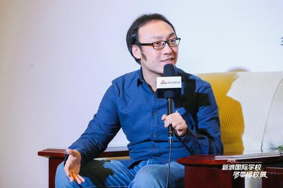 北京新东方北美考试项目部总监助理孙亮