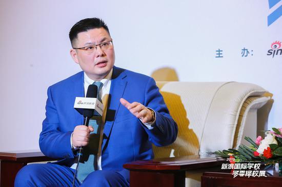 私立汇佳杨那爽:让中国心和中国魂在学子身体中流淌