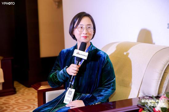 北京王府学校副校长余瑶女士