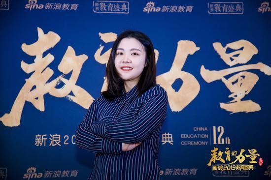 北京周达画室市场总监陶建