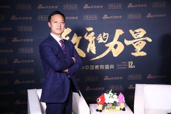 晋级教育总裁 窦昆