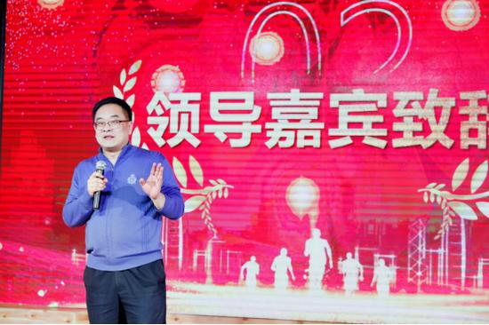 李军教授致辞 中国农业大学经济管理学院 副院长