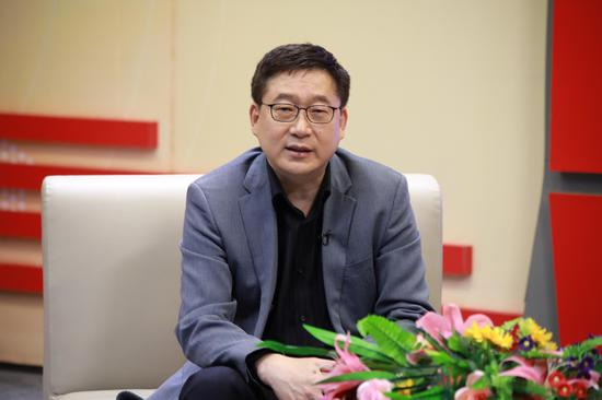 中国科学院大学副校长 杨国强