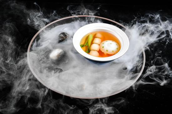 江南晉陵清趣湯