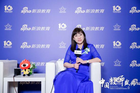 宝贝王早教林美莹:教育是一个需要坚持的行业