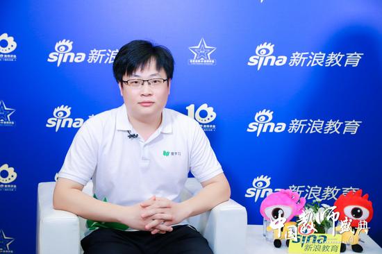 高思一对一副总裁杨晨:专注一对一个性化辅导教学