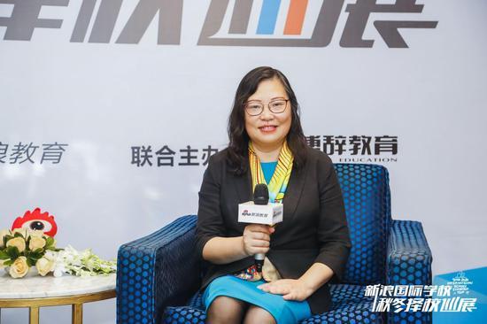 宏润博源刘刘:家长和学校是一个联合共同体