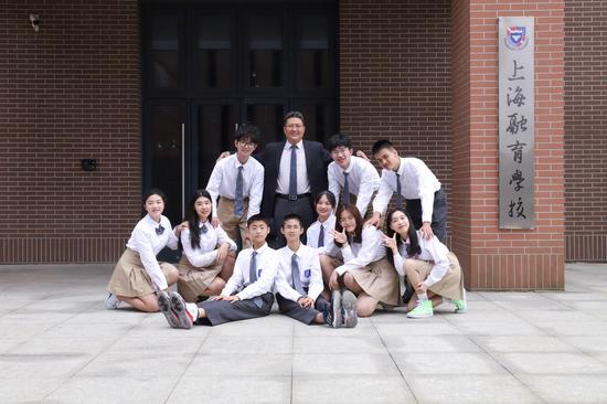2020新浪教育盛典访谈:上海融育学校王普