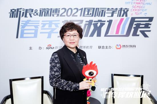 北京诺德安达校长铁艳:培养孩子成为更好的自己