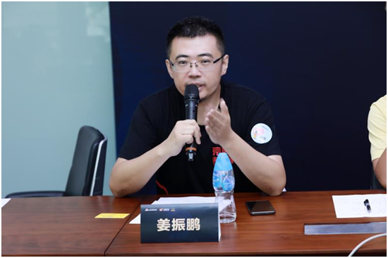 京翰教育姜振鹏:教育接受资本洗礼是逐渐成熟的标志
