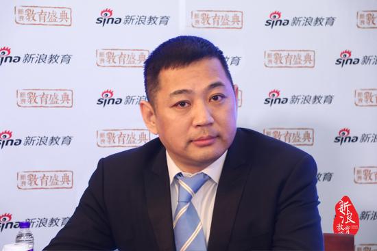 云校大数据技术研究院院长 陈正拜
