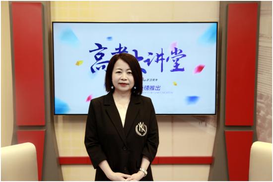香港城市大学环球事务拓展处副处长卓燕