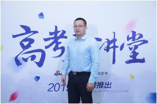 西北农林科技大学招生办公室副主任毛连泽