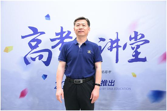 中原工学院招生工作处处长詹晋浩